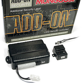 Mongoose ADD-ON