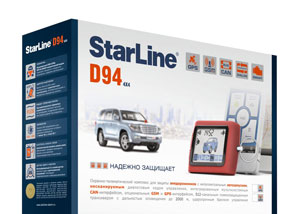 StarLine D94 CAN GSM/GPS