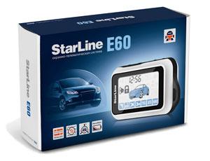 Автосигнализация StarLine E60
