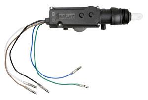 5-ти проводной активатор, позволяющий реализовать функцию центрального замк