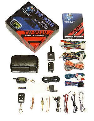 Инструкция Tomahawk Tz 9030 Автосигнализация