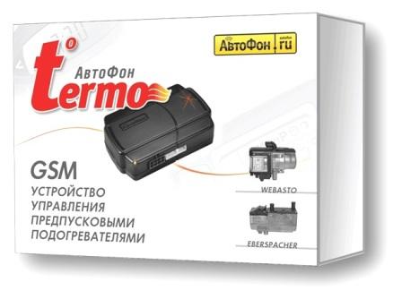 Инструкция автофон термо