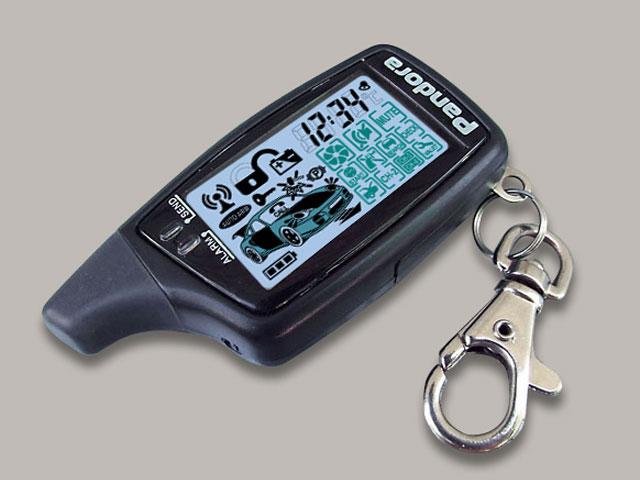 сигнализация пандора инструкция пользования брелком
