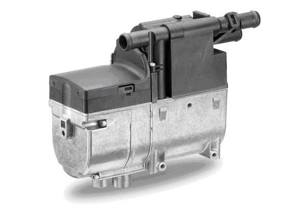 Eberspacher hydronic d5wz схема подключения