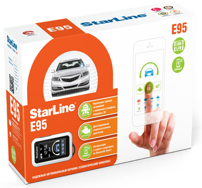 StarLine E95 CAN+LIN