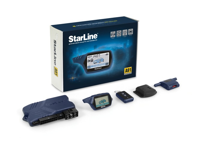 Автосигнализация starline a91 dialog инструкция