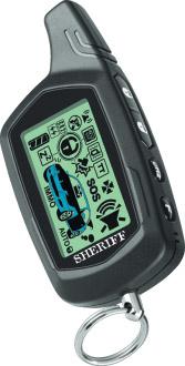 Сигнализация шериф zx 1070 инструкция