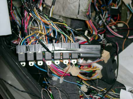Фото №7 - установка автосигнализации на ВАЗ 2110 своими руками