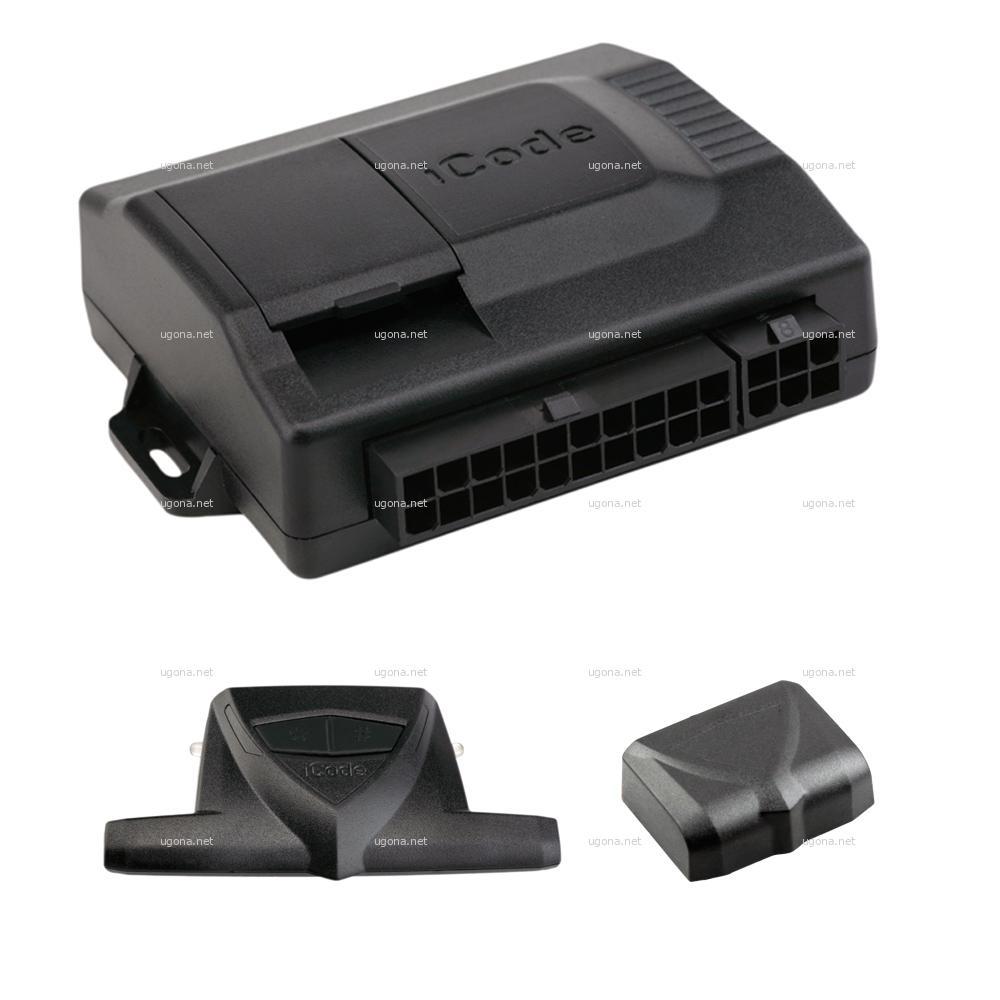 Батарейки CR2320 для дополнительного брелока.  Батарейка AAA 1,5 В для основного брелока.  Стяжки...
