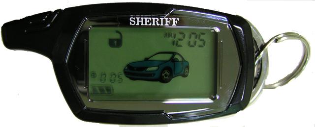 Sheriff 4btx940lcd инструкция скачать